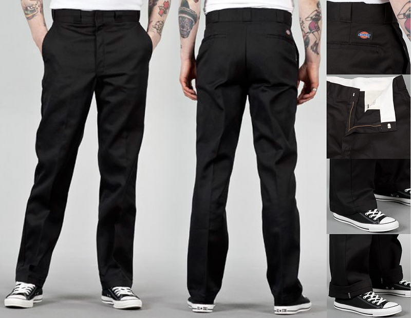 dickies o dog hose workerpant 874 schwarz black div. Black Bedroom Furniture Sets. Home Design Ideas