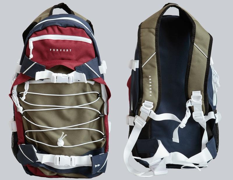 forvert rucksack backpack ice louis multicolored 8 mc9. Black Bedroom Furniture Sets. Home Design Ideas